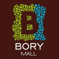 Bory Mall logo